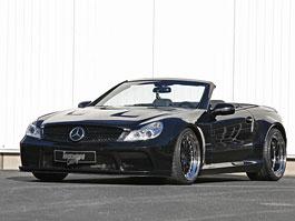 Mercedes-Benz SL 65 AMG Black Series od Inden-Design: titulní fotka