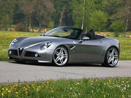 Alfa Romeo 8C Spider: 600 koní od Novitec: titulní fotka