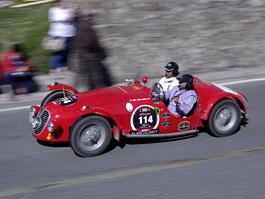 Mille Miglia 2011: velká fotogalerie: titulní fotka