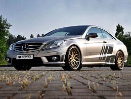 Mercedes-Benz E-Class Coupe: s Prior Design jen decentně: titulní fotka