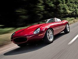 Eagle Speedster: Jaguar E-Type se vrátil!: titulní fotka