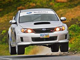 Subaru WRX STI: Rekordní jízda sériového auta na ostrově Man: titulní fotka