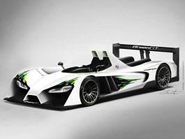 Green GT LMP H2: vodíkové auto na Le Mans již za rok: titulní fotka