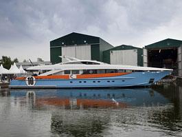 Stylová plavba v barvách Gulf: titulní fotka