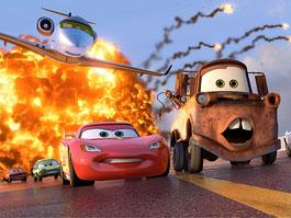 Cars 2: už to začalo: titulní fotka