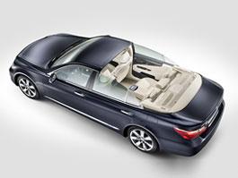 Lexus LS 600h L Landaulet: připraveno na svatbu monackého knížete: titulní fotka