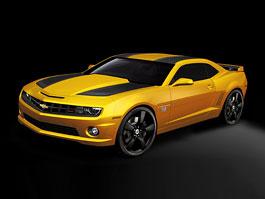 Chevrolet Camaro Transformers Special Edition: Bumblebee pro každého: titulní fotka