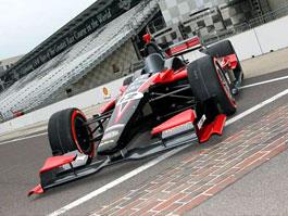 Dan Wheldon bude testovat nové šasi Dallara pro seriál IndyCar: titulní fotka
