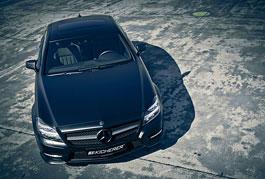 Kicherer CLS 500 Edition Black: Matně černé koně navíc: titulní fotka