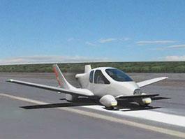 Terrafugia Transition: Další informace o létajícím autě: titulní fotka