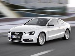 Audi A5 prodělalo facelift a dostalo nové motory: titulní fotka