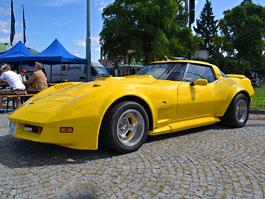 11. Corvette sraz Praha: velká fotogalerie: titulní fotka