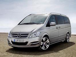 Mercedes-Benz Viano Vision Pearl Concept: rodinný maybach: titulní fotka