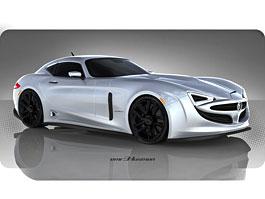 Jaguar E-X50 Concept: Tak takhle NE!: titulní fotka