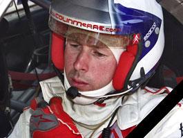 Tragickou havárii vrtulníku zavinil sám Colin McRae: titulní fotka