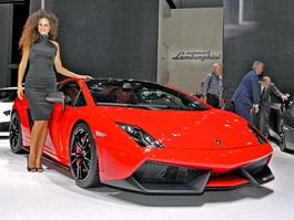 Frankfurt 2011 živě: Lamborghini Gallardo LP570-4 Super Trofeo Stradale: titulní fotka