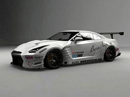 BenSopra: 1000 koní pro Nissan GT-R: titulní fotka