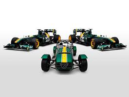 Caterham: příští rok do formule 1: titulní fotka