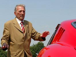 Zemřel slavný designér Ferrari Sergio Scaglietti: titulní fotka