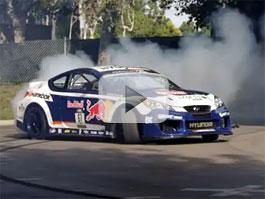 ŠOK!!! Rhys Millen na šikmé ploše - ukradl driftovací Hyundai Genesis Coupe!: titulní fotka