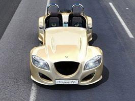 Kaipan 16: nový český sportovní roadster: titulní fotka