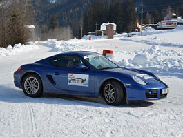Exelero Cars Snow Driving Adventure 2012: titulní fotka