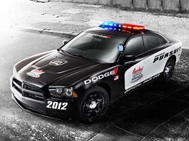 Dodge Charger Pursuit jako Pace car pro NASCAR!: titulní fotka