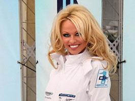 Pamela Anderson má vlastní závodní tým!: titulní fotka