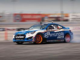 Hyundai Genesis Coupe: vylepšení drift caru pro Millena: titulní fotka