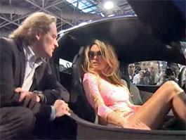 Pamela Anderson na Top Marques Monaco: titulní fotka