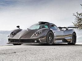 Lewis Hamilton si objednal Pagani Zonda 760 LH: titulní fotka