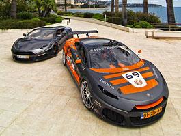 Savage Rivale GTR pózuje v Monaku: titulní fotka