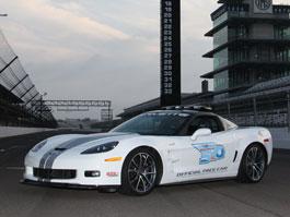Corvette ZR1: Pace car pro Indy 500: titulní fotka