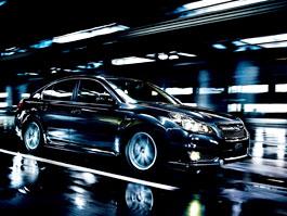 Subaru Legacy: nově s motorem 2.0 Turbo/300 k: titulní fotka
