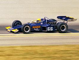Mclaren slaví 40. výročí prvního vítězství v Indy 500: titulní fotka