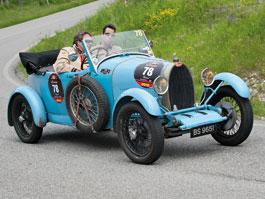 Mille Miglia 2012: velká fotogalerie: titulní fotka