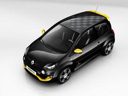 Renault Twingo R.S. RBR RB7: formulové zbarvení i pro miniauto: titulní fotka