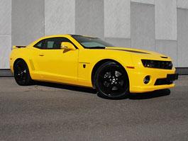 Yellow Steam Hammer: Camaro od O.CT-Tuning: titulní fotka