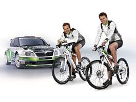 Škoda Motorsport: nové stroje pro Kopeckého a Hänninena: titulní fotka