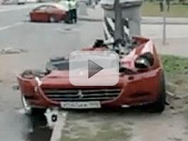 Ferrari 612 Scaglietti: po havárii na dva kusy: titulní fotka