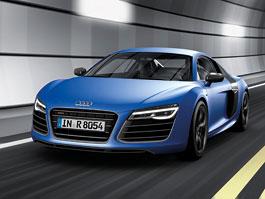 Audi R8: představuje se faceliftovaná verze: titulní fotka