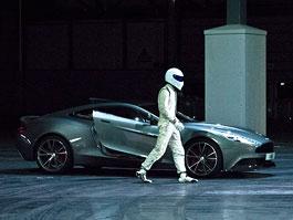 Stig v reklamě spolu s novým Aston Martin Vanquish: titulní fotka