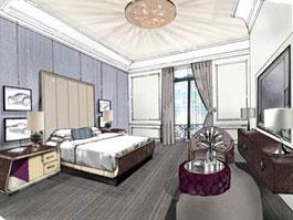 Bentley navrhl Signature Suite pro St. Regis Hotel v New Yorku: titulní fotka