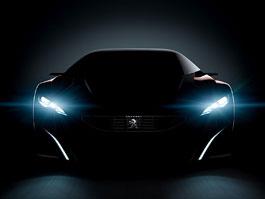Peugeot Onyx: koncept dalšího francouzského supersportu: titulní fotka