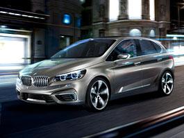 BMW Active Tourer Concept: přichází Doba předokolková: titulní fotka