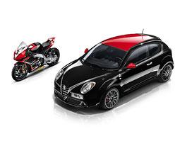Alfa Romeo MiTo SBK Limited Edition 1 a MiTo Superbike Special Series: titulní fotka