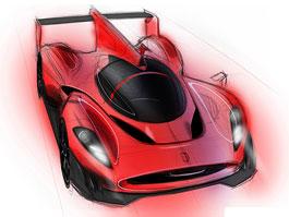 Ferrari P4/5 Competizione i pro Le Mans!: titulní fotka