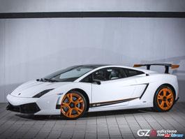 Lamborghini Gallardo LP550-2 GZ8: titulní fotka