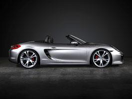 TechArt: lepší design a technika pro Porsche Boxster: titulní fotka