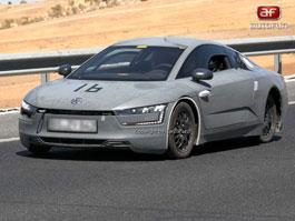 Spy Photos: Volkswagen XL1: titulní fotka